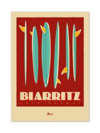 MB57001 Biarritz-Surfboards