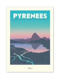 MB57026 Pyrénées-Lacs D_Ayous