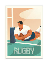 MB57079 Le Rugby