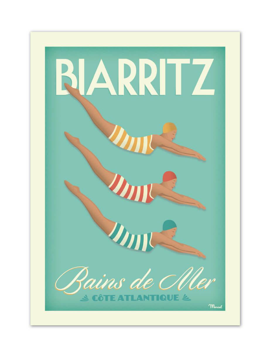 MB57086 Biarritz-Bains de Mer