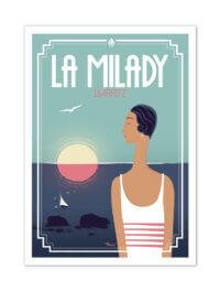 MB57090 Biarritz-Milady