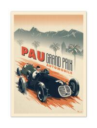 MB57140 Pau-Grand Prix Automobile
