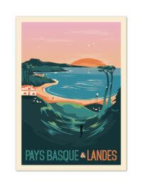 MB57154 Pays Basque _ Landes