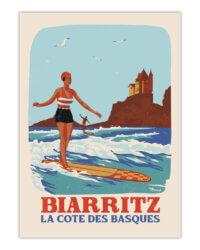 MB57222 Biarritz-Retro Surf